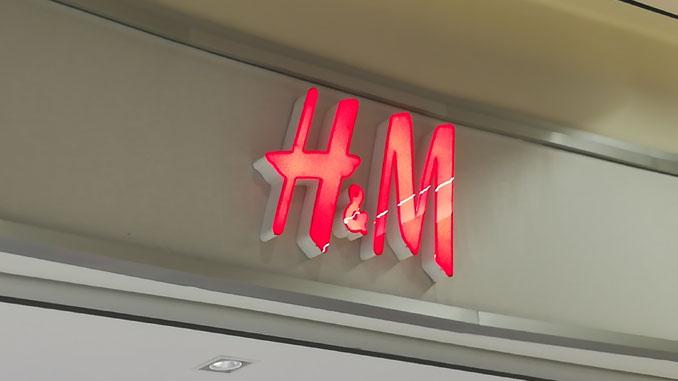 İstanbul'daki H&M Mağazaları