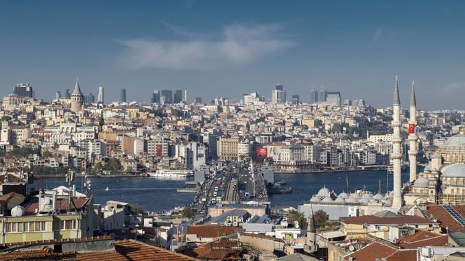 İstanbul'un ilçeleri semtleri isimleri listesi